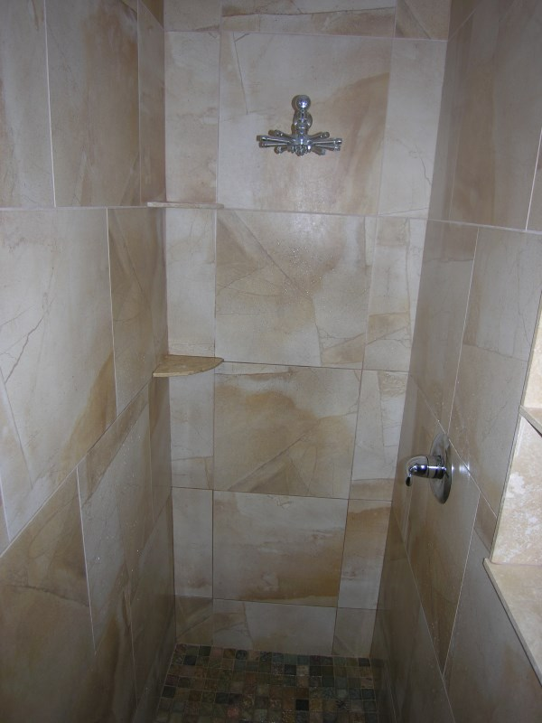 Custom craftsmen services inc for Stone floor renovation